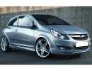 Opel Corsa D Sonic Body Kit