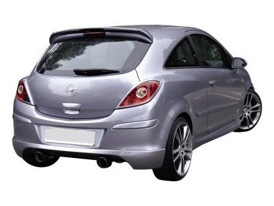 Opel Corsa D Speed Rear Wing