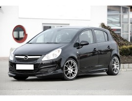 Opel Corsa D V2 Side Skirts
