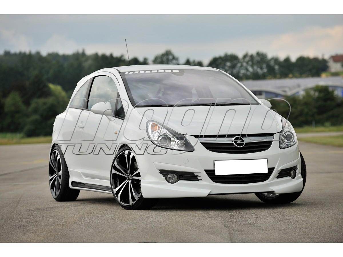 Opel Corsa D Vortex Body Kit