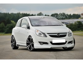 Opel Corsa D Vortex Body Kit