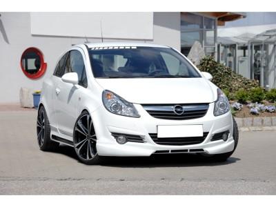 Opel Corsa D Vortex-S Front Bumper Extension