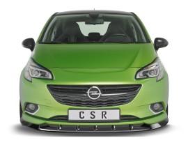 Opel Corsa E CRX Front Bumper Extension