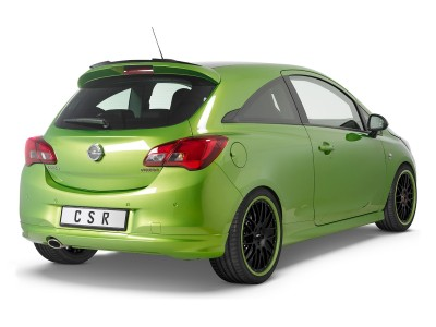 Opel Corsa E CRX Rear Wing Extension