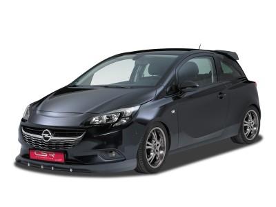 Opel Corsa E Crono Frontansatz