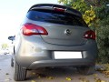 Opel Corsa E Meteor Rear Bumper Extension