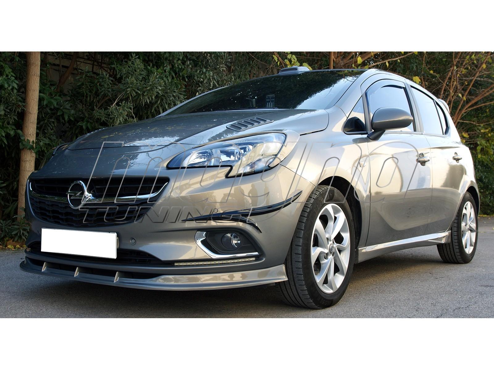 Opel Corsa E Meteor Side Skirts