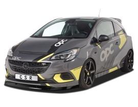 Opel Corsa E OPC CX Front Bumper Extension