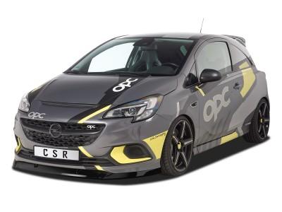 Opel Corsa E OPC CX Frontansatz