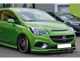 Opel Corsa E OPC Intenso Front Bumper Extension