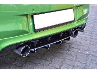 Opel Corsa E OPC Intenso Heckansatz