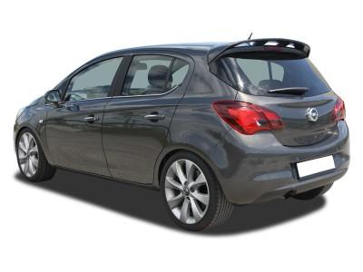 Opel Corsa E OPC-Look Heckflugel