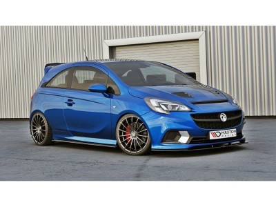 Opel Corsa E OPC MX Side Skirts