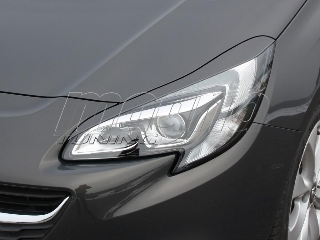 Opel Corsa E RX Eyebrows