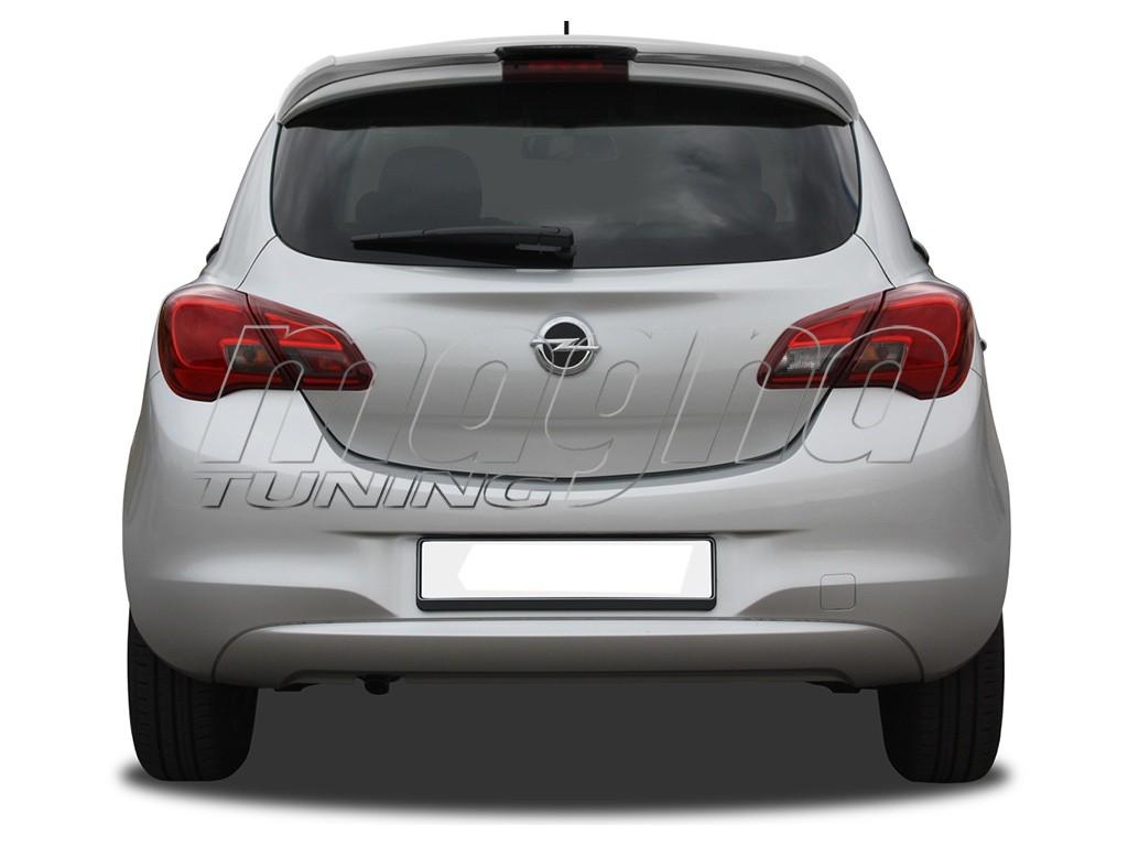 Opel Corsa E RX Rear Wing