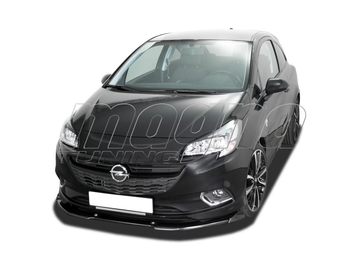 Opel Corsa E V2 Front Bumper Extension