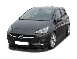 Opel Corsa E Verus-X Front Bumper Extension
