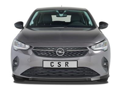 Opel Corsa F CX Front Bumper Extension