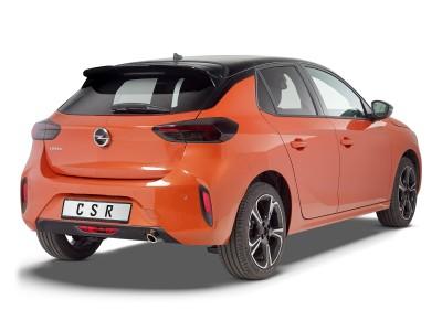 Opel Corsa F Crono Heckflugelaufsatz