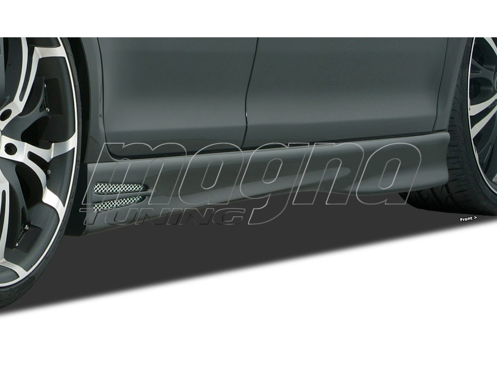 Opel Corsa F GT5 Side Skirts