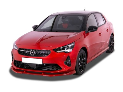 Opel Corsa F RX Front Bumper Extension