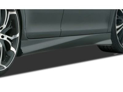 Opel Corsa F Speed-R Side Skirts