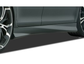 Opel Corsa F Speed Side Skirts