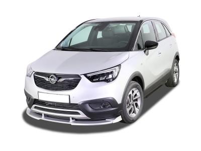 Opel Crossland X Verus-X Front Bumper Extension