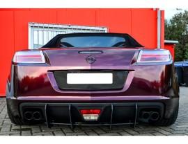 Opel GT Intenso Rear Bumper Extension