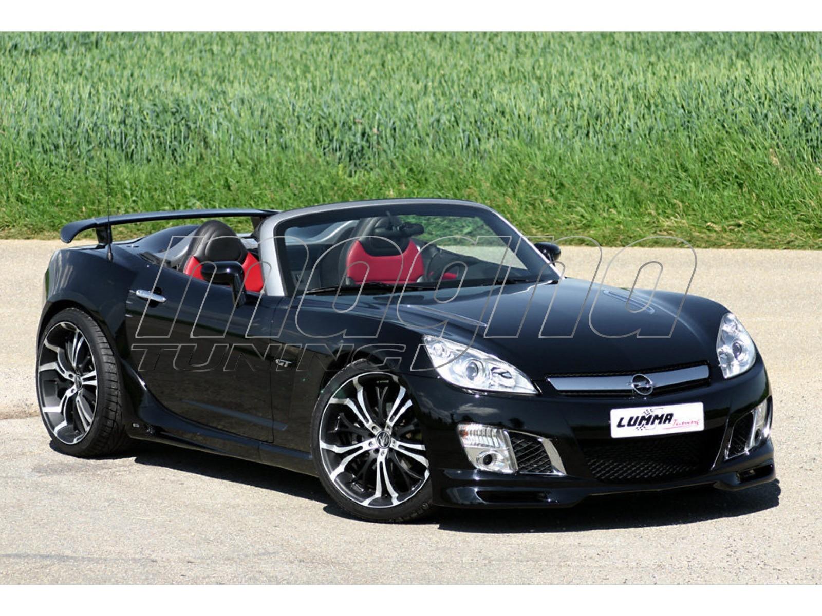 Opel GT Lumma Body Kit