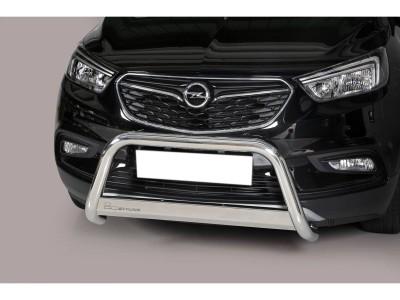 Opel Grandland X Bullbar I-Line