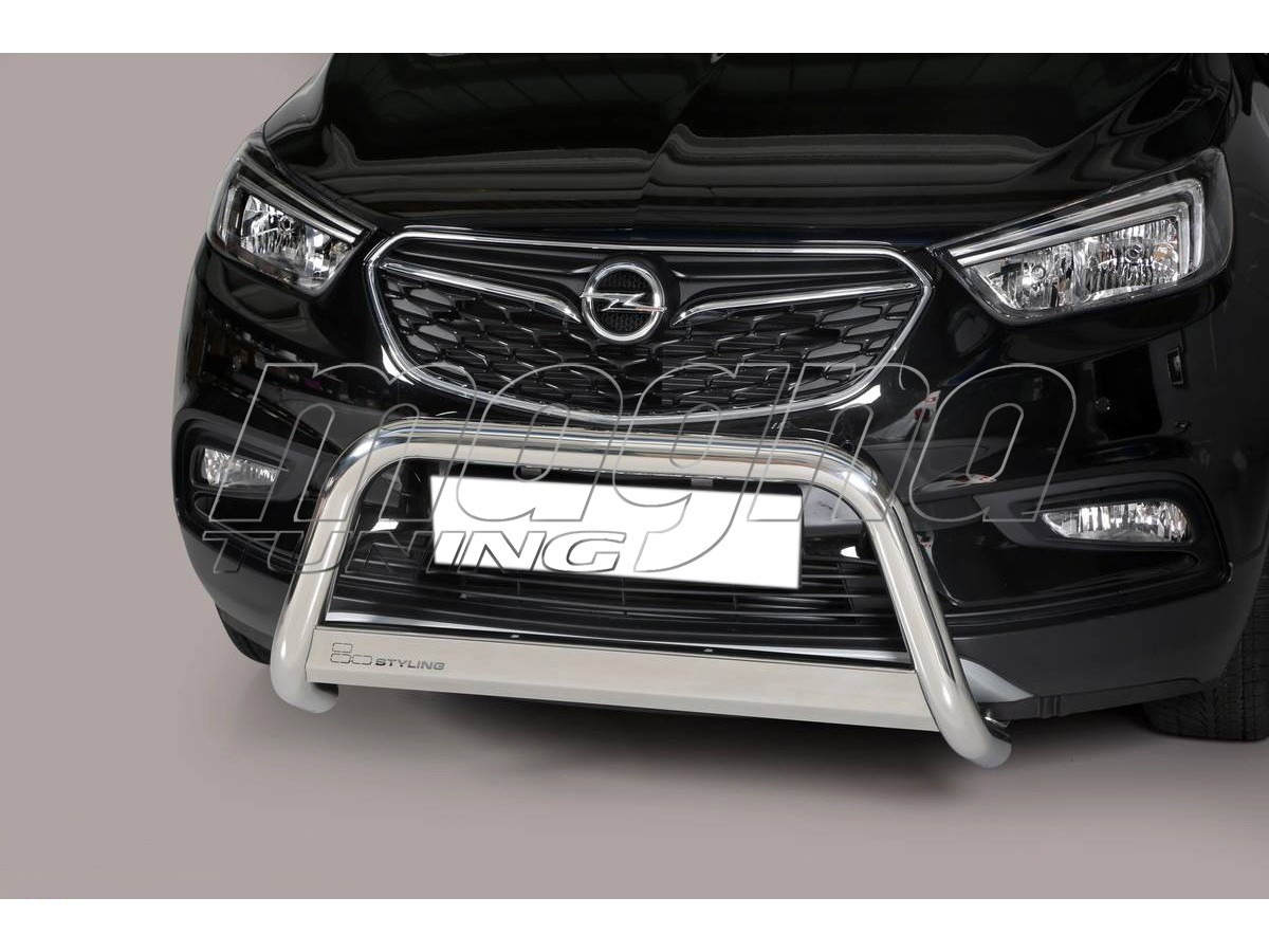 Opel Grandland X I-Line Bullbar