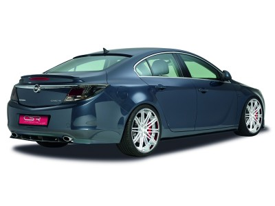 Opel Insignia A CX Rear Bumper Extension