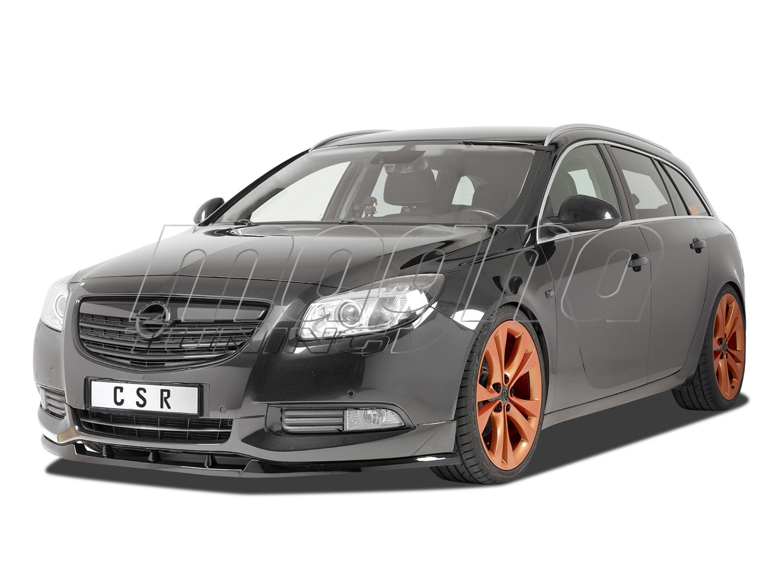 Opel Insignia A Cyber Front Bumper Extension