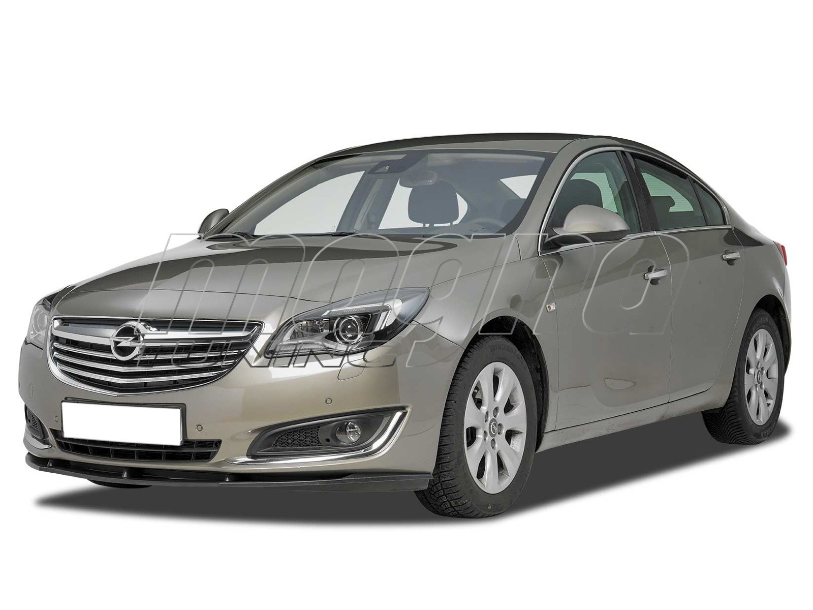 Opel Insignia A Facelift Citrix Front Bumper Extension