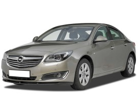Opel Insignia A Facelift Citrix Front Bumper Extension