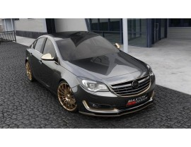 Opel Insignia A Facelift M2 Front Bumper Extension