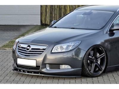 Opel Insignia A Invido Front Bumper Extension