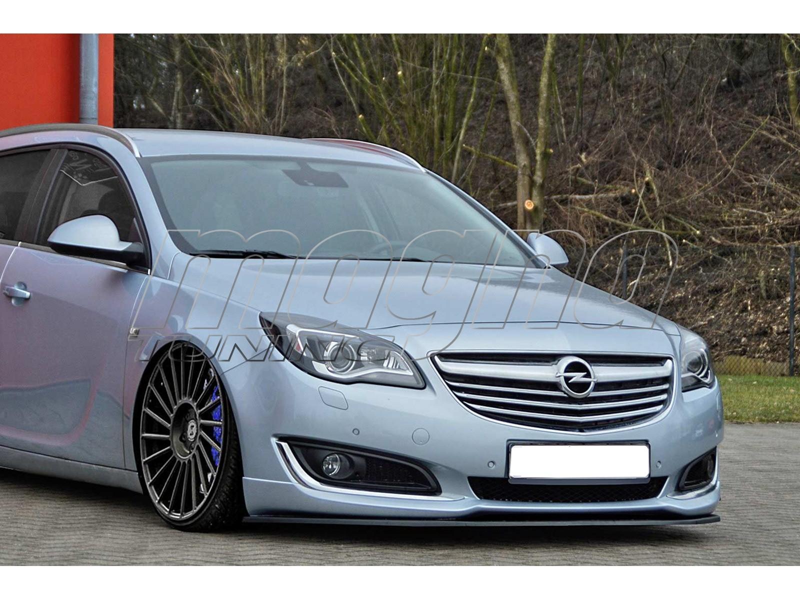 Opel Insignia A Isota Front Bumper Extension