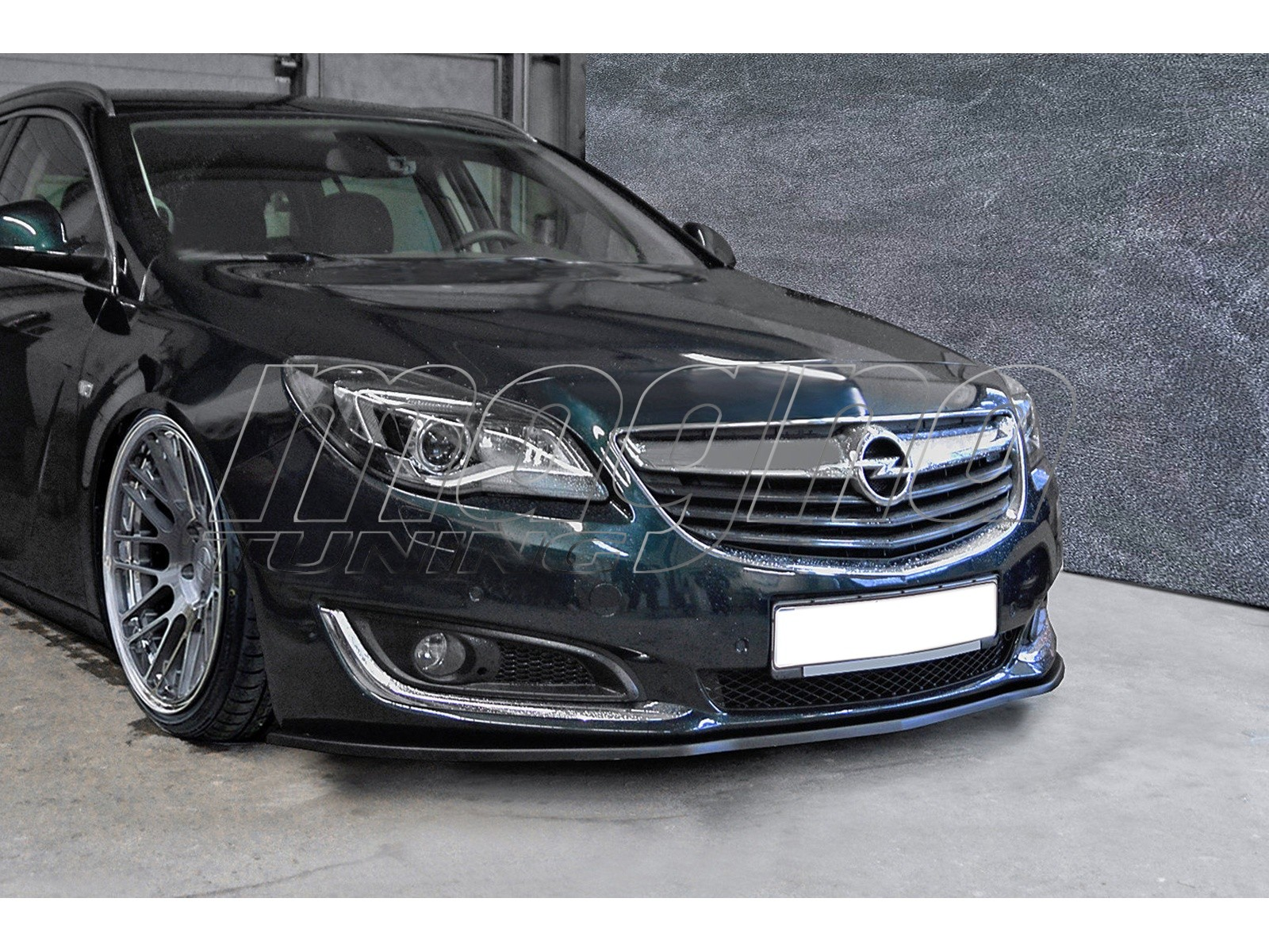 Opel Insignia A Ivy Front Bumper Extension