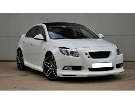 Opel Insignia A Krone Front Bumper Extension