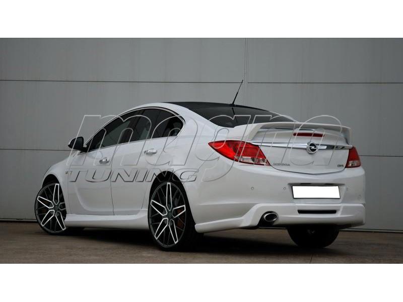 Opel Insignia A Krone Rear Bumper Extension