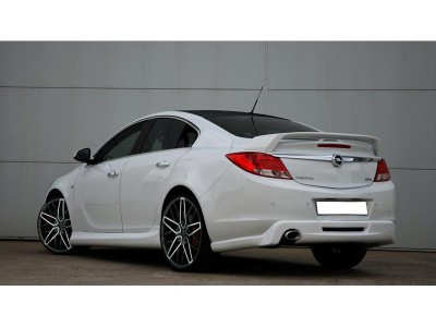 Opel Insignia A Krone Rear Bumper Extension