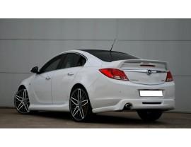Opel Insignia A Krone Rear Wing