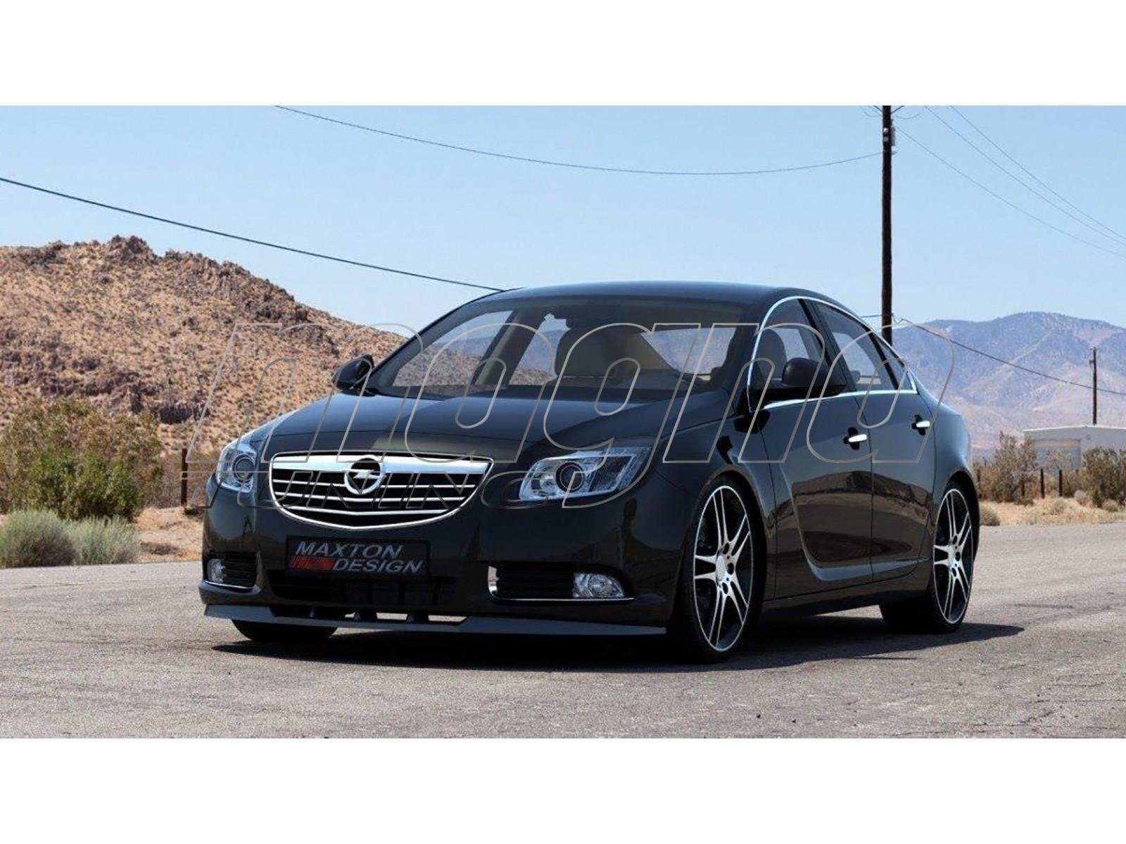 Opel Insignia A MX Front Bumper Extension