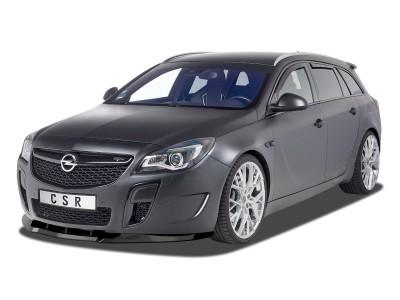 Opel Insignia A OPC Citrix Front Bumper Extension