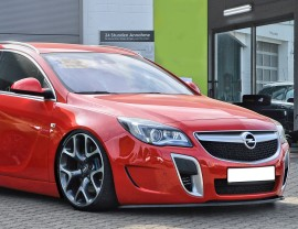 Opel Insignia A OPC Intenso Front Bumper Extension