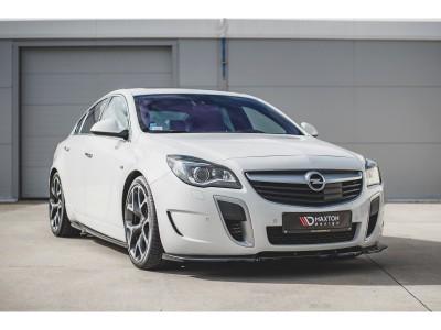 Opel Insignia A OPC Matrix Front Bumper Extension