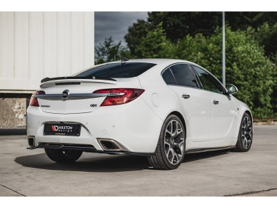 Opel Insignia A OPC Matrix Rear Bumper Extension