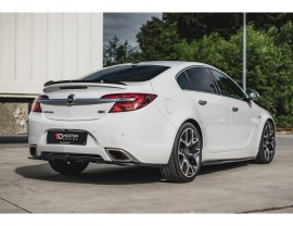Opel Insignia A OPC Matrix Rear Wing Extension